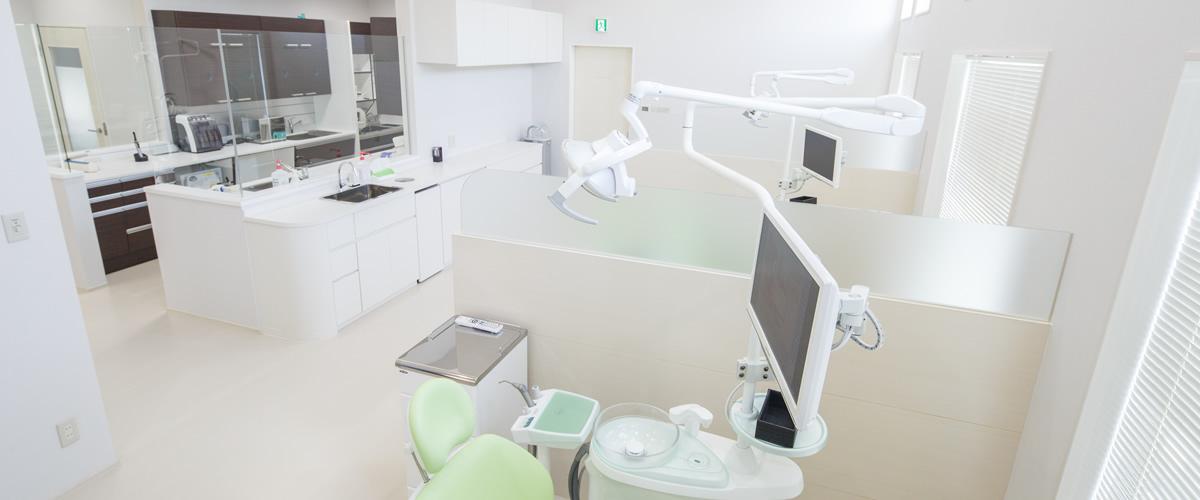 みよし歯科クリニック診察室
